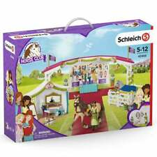 Schleich Horse Club Big Horse Show with Horses and Arena Figures & Accessories
