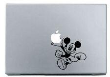 "Serving Mickey Mouse Macbook Sticker Decal Macbook Air/Pro/Retina 13""15""17"""