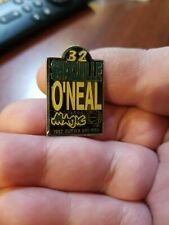 1992  NATIONAL BASKETBALL ASSOCIATION ORLANDO MAGIC SHAQUILLE ONEAL#32 PIN
