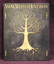 SNOW WHITE AND THE HUNTSMAN (Blu-ray Disc ONLY, 2012, SteelBook)