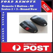 Ford Falcon AU2AU3/ Fairmont Fairlane/ XR6 XR8 NEW Kelyess entry remote 3 Button