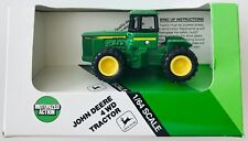 John Deere 4wd Tractor 1/64 scale # 551 Motorized Action New NRFB