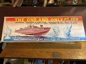 "Dumas Products Inc. U.S. Navy PT-109 Boat Kit 33"""