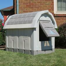 """Dog Palace Foam Insulated Dog House Outdoor, Large, 47.50""""L x 31.50""""W x 38.50""""H"""