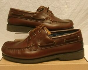 CLARKS ACTIVE AIR DECK SHOES BROWN BOAT SHOE SIZE 11 EUR 45 WORN ONCE RRP £89.00