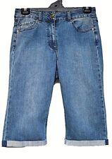 TS pants TAKING SHAPE plus sz L / 22 Cruise Boyfriend Shorts stretch denim NWT