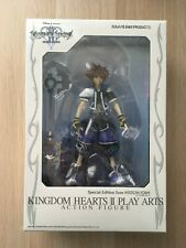 Square Enix - Kingdom Hearts II Play Arts - Wisdom Form Sora