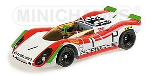 1:18 PORSCHE 908/02 Siffert/Redman 1000km Nrbg. 1969 MINICHAMPS 10762001 OVP new