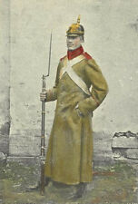 Russian Soldier 1862 Helmet Bayonet Rifle 7x5 Inch Reprint Photo