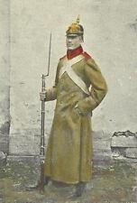 Russian Soldier 1862 Helmet Bayonet Rifle 7x5 Inch Reprint Photo