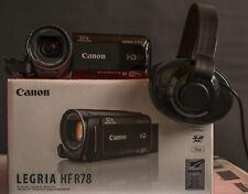 Canon Camcorder Legria HF R 78