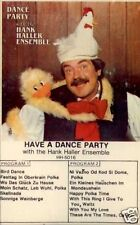 HANK HALLER Have A Dance Party OHIO Polka tape