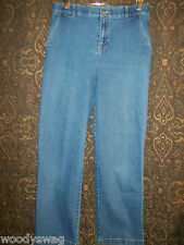 Cappagallo Jeans pre owned good condition Size 10 x 32 Cotton Mix Inseam 30