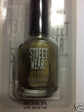 Revlon Street Wear Nail Polish ( Scheming #59 ) 0.5 oz NEW.