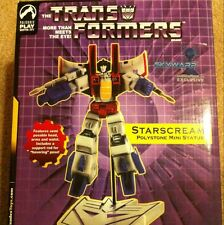 Transformers Palisades Skywarp Statue G1 Misb limited Exclusive classics Seeker