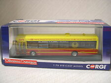 Corgi  Wright Eclipse First Potteries Red/Yellow  RefOM46018A