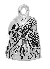 HARLEY DAVIDSON CLASS ITS OWN WILLIE G SKULL RIDE BELL