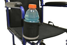 Diestco Mfg Chico Calif makes Powerchair or Scooter Vertical Mount Cup Holders