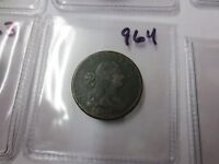 1805 (Stems) U.S. Half Cent AG/G (964)