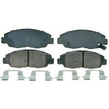 Wagner Severe Duty SX184 Semi-Metallic Disc Pad Set Includes Installation Hardware Front