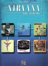 Nirvana The Albums great sheet music songbook 248 pages