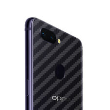 Back Rear Carbon Fiber Screen Protector Film Cover For OPPO R15 R11 R9s Plus Lot