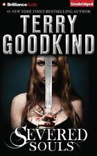 Richard and Kahlan: Severed Souls by Terry Goodkind (2015, CD, Unabridged)