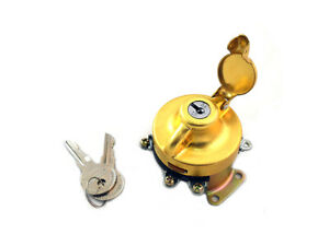 Ignition Switch with 5 Terminals for Harley Davidson by V-Twin