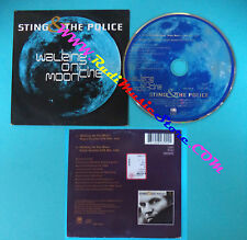 CD Singolo Sting & The Police Walking On The Moon 582 390-2 EUROPE 1997(S26)