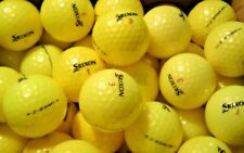 20 Srixon Z Star Yellow Mix Golf Balls