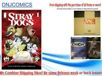 STRAY DOGS #1 Second printing  IMAGE COMICS 03/24 2021  Pre-sale NM