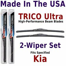 Buy American: TRICO Ultra 2-Wiper Set: fits listed Kia: 13-26-16
