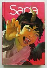 Saga Book 3 Hardcover **S&D** Image Graphic Novel Comic Book
