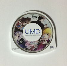 USED PSP Disc Only Your Memories Off Girl's Style Limited Edition JAPAN import