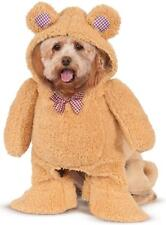 Rubie's Walking Teddy Bear Pet Costume Extra Small 883028170098