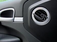 Alu S Frames Air Tunnel Front Door Porsche Cayenne 9PA Interior Trim Dash