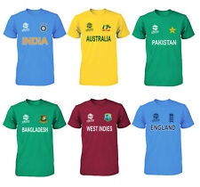 Cricket World Cup 2020 Shirt Fan Supporters T Shirt Cotton All Teams
