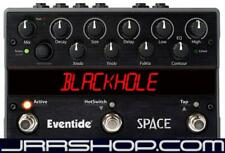 Eventide Space Reverb Guitar Effects Pedal + Free Analog Chorus Pedal