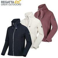 Regatta Womens Zaylee Full Zip Mid Weight Soft Fleece Jacket