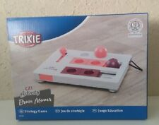 New listing Trixie Brain Mover Interactive Cat Toy in Pink