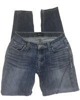 Hudson Jeans Krista Super Skinny Low Rise Jeans Size 24 Med Wash