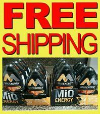 Mio Energy Water Enhancer Strawberry Pineapple 12 Bottles 1.62 oz =216 Servings