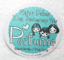Perfume Relax In The City / Pick Me Up 2015 Japan Promo coaster