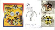 3582/3+ FDC  ENVELOPPE 1er JOUR CEF TOUR DE FRANCE  1903  - 2003