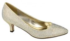 Ladies Anne Michelle F9811 Glitter Synthetic Smart Court Shoes