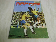 March World Soccer Magazines