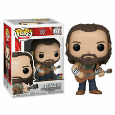 ELIAS WITH GUITAR - WWE WRESTLING - FUNKO POP - BRAND NEW - 41943