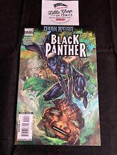 BLACK PANTHER (2009) #1 VF/NM 2nd print Marvel Comics