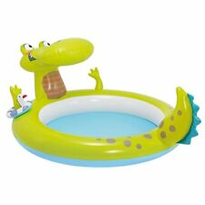 Intex Kinderpool Alligatore con Wassersprueher Bambini Piscina per Babypool