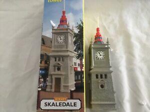 Hornby  skaledale R8756 jubilee clock tower unused in excellent  condition